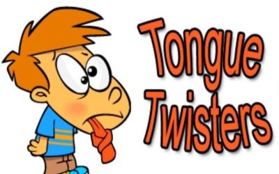 Tongue twisters!
